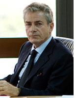 Mario Raffaelli, Italy's special envoy for Somalia. Click image to expand.
