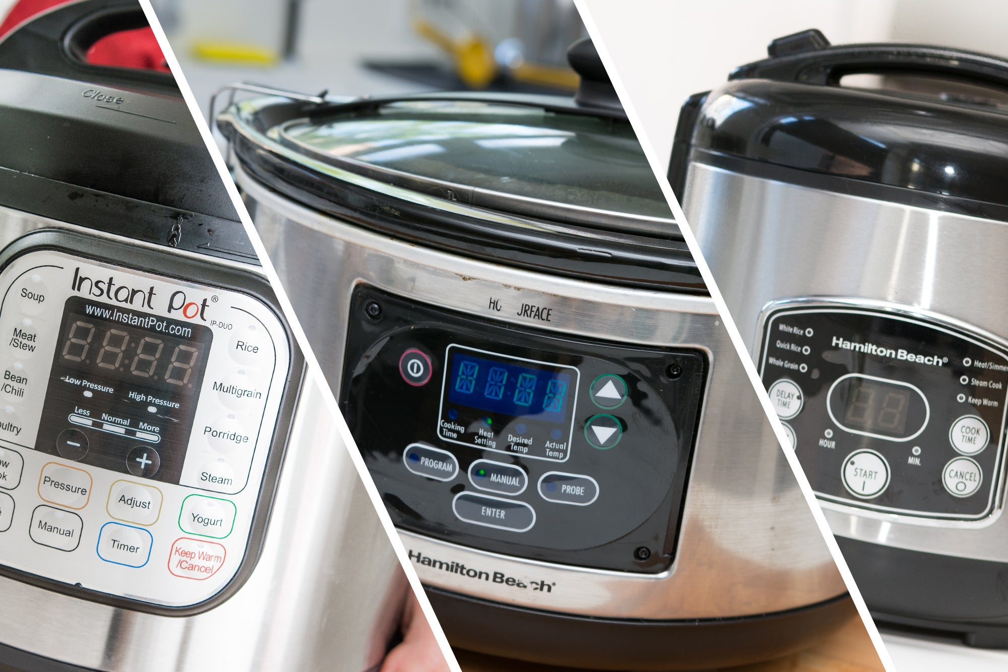 slow cooker rice cooker pressure cooker