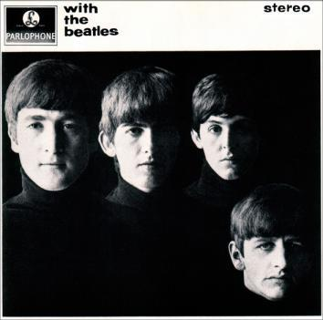 Cover art for the album With the Beatles.
