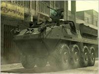 A MGS4 tank