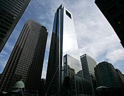 The Comcast Center in Philadelphia. Click image to expand.