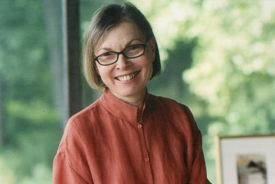 Author Janet Malcolm