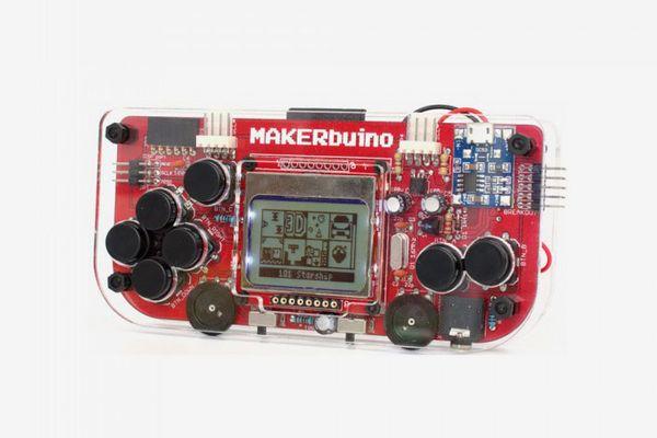 MAKERbuino DIY Game System Standard Kit