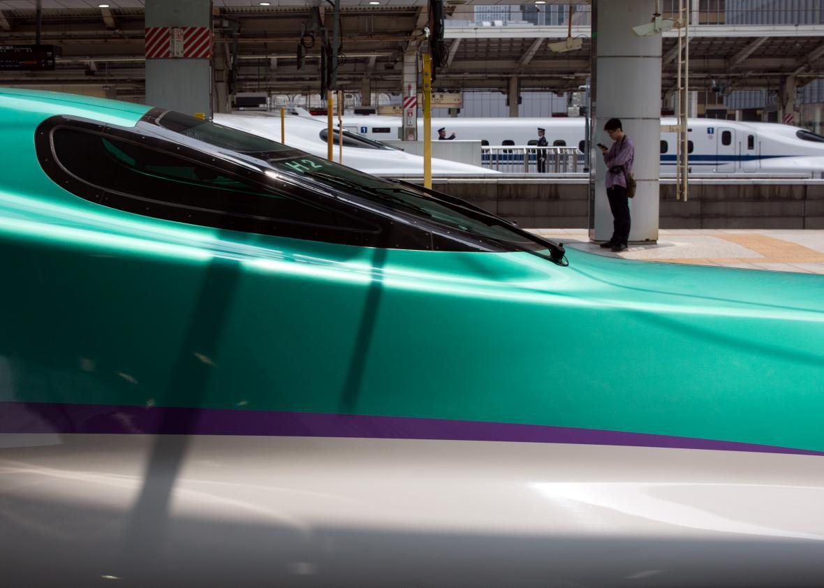 High-speed rail between Houston and Dallas has an eminent