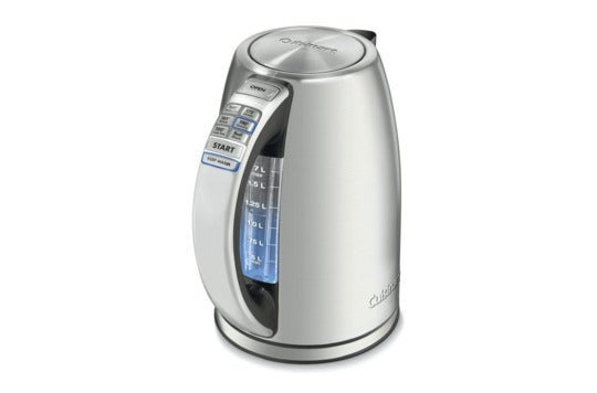 Cuisinart stainless steel kettle.