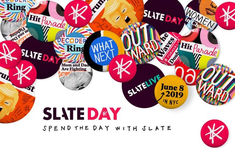 Slate Day's promotional art