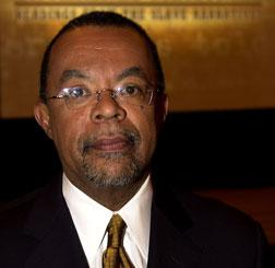 Henry Louis Gates, Jr., Chair of Afro-American Studies at Harvard University.