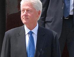 Former President Clinton. Click image to expand.