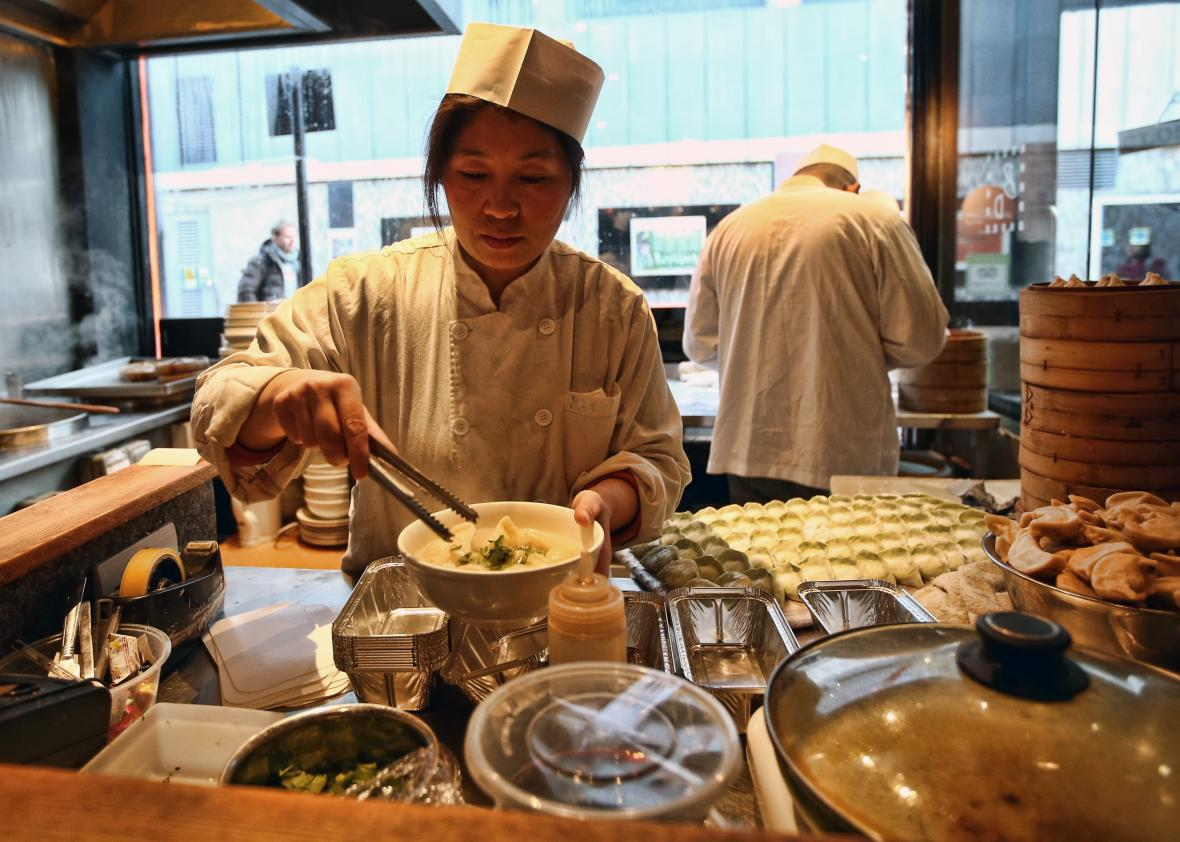 Do Restaurant Staff Eat The Kitchens Leftovers