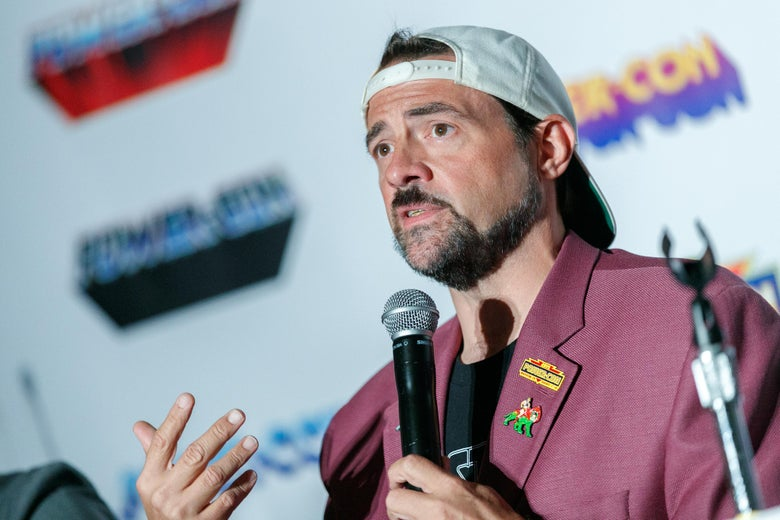 Kevin Smith Is Making a Masters of the Universe Anime Series for Netflix