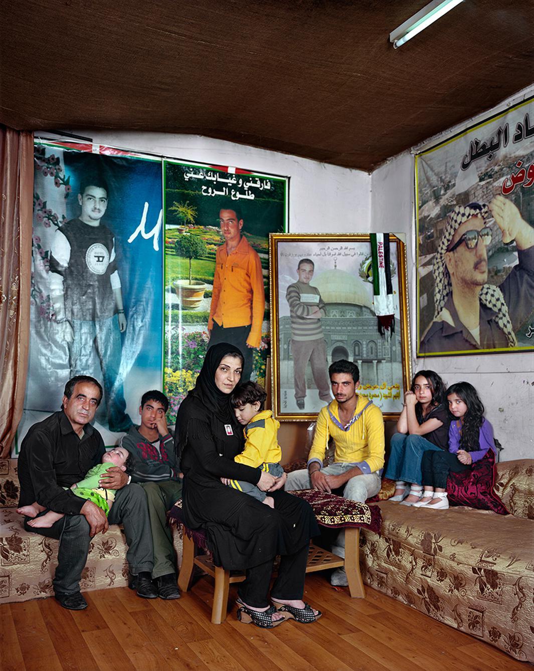The Awad Family, 2011