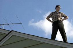 "Michael Stuhlbarg stars as Larry Gopnik in ""A Serious Man."""