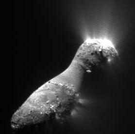 Comet Hartley 2
