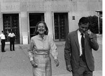 Katharine Graham and Ben Bradlee. Click image to expand.