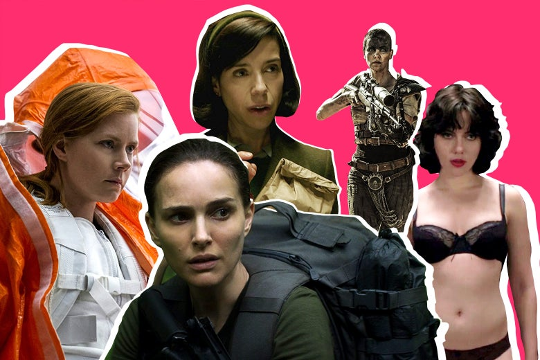 Annihilation Leads A New Wave Of Sci Fi Movies About Women