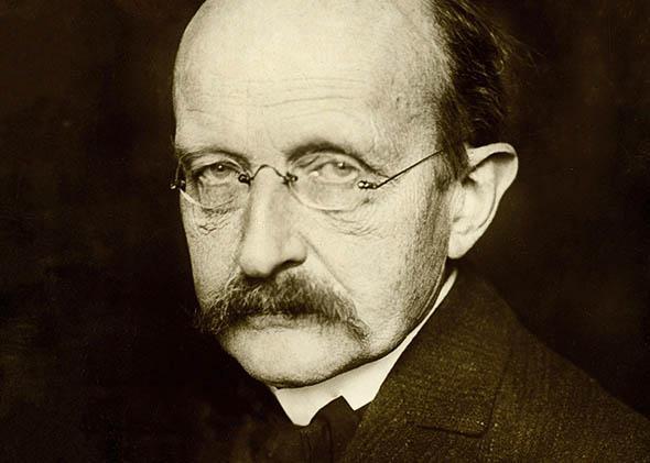 Max Planck, Berlin, January 11, 1933.