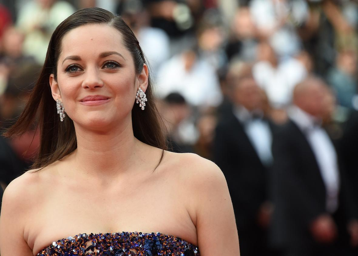 Marion Cotillard Is Not A Feminist, She Reckons It Creates Separation'