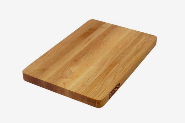 John Boos Chop-N-Slice Maple Wood Reversible Cutting Board