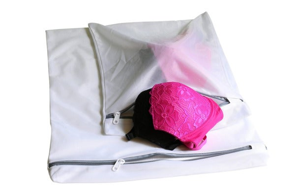 SimpleHouseware Laundry Bra Lingerie Mesh Wash Bag 6 Pack.