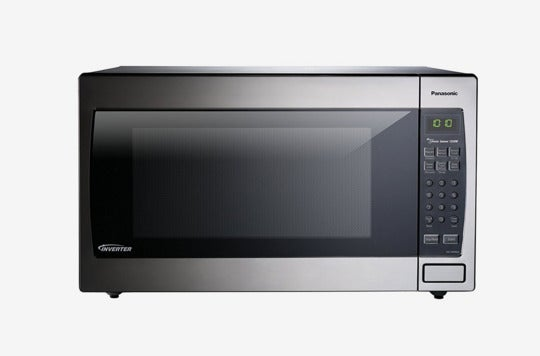 Panasonic NN-SN966S Microwave Oven.