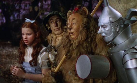 Still from The Wizard of Oz