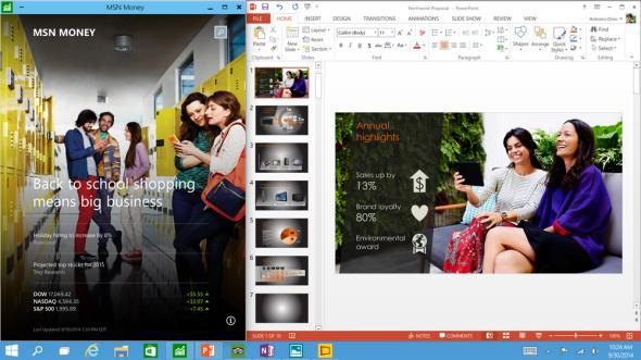 Windows 10 apps open in windows