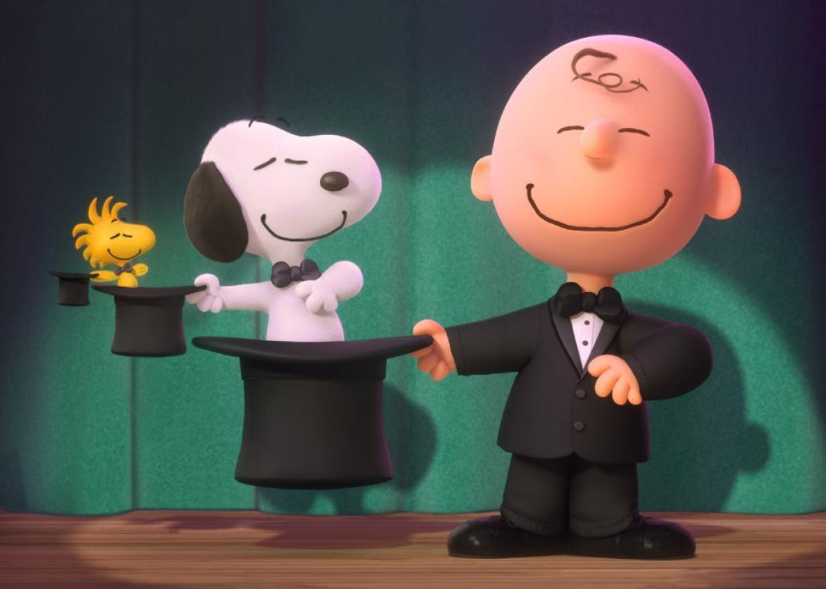 The Peanuts Movie, reviewed.