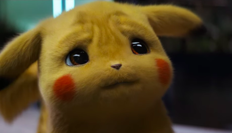 The New Detective Pikachu Trailer Is Snark-Free and Unexpectedly Poignant