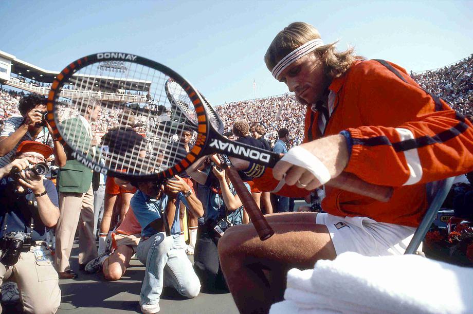 Borg US Open 1981