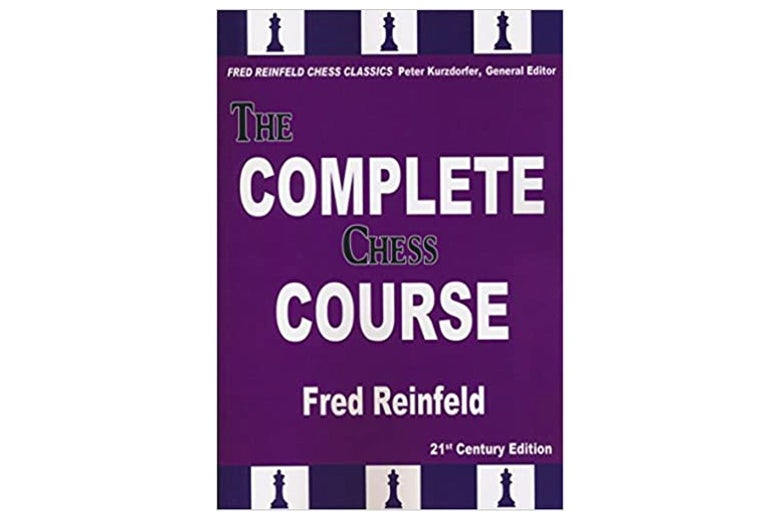 The Complete Chess Course book jacket