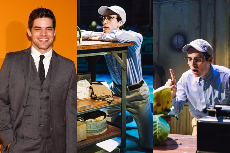 Hot Actors Like Jeremy Jordan Must Stop Playing Seymour In Little Shop Of Horrors