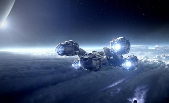 Image result for spaceship in Prometheus