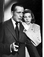 Bogat and Bacall's racy talk