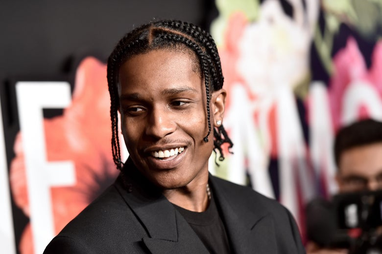 A$AP Rocky was mentioned multiple times during Wednesday's impeachment hearing.