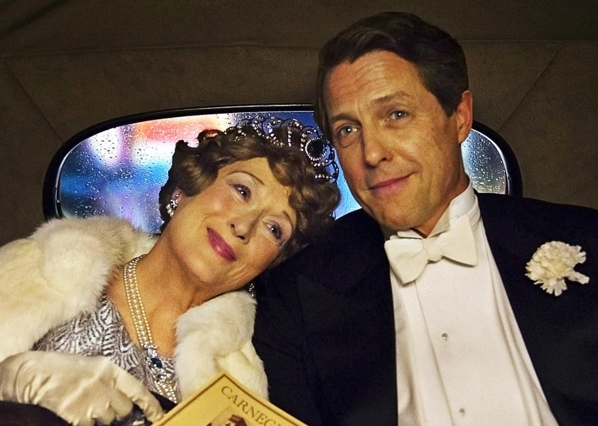Florence Foster Jenkins.