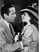 Bogart and Bergman