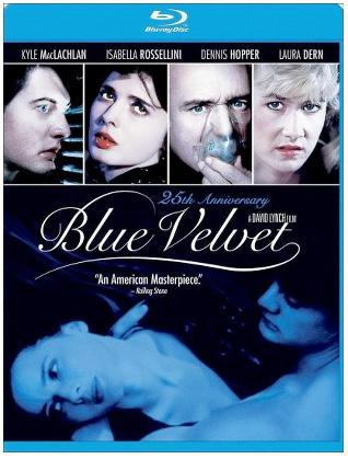 Blue Velvet on Blu-ray