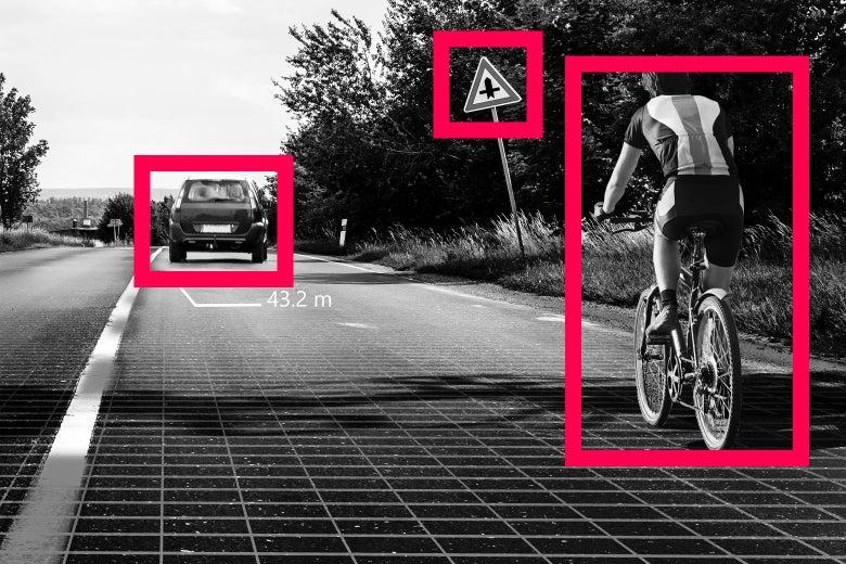 Self-Driving cars struggle to detect cyclists  Bicycle-to