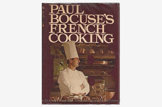 Paul Bocuse's French Cooking.