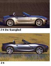 Z4 and Z4 De-bangled