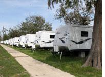 FEMA trailers         Click on image to expand.