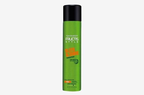 Garnier Fructis Style Sleek & Shine Hairspray.