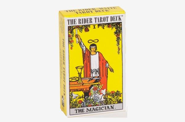 The Rider Tarot Deck.
