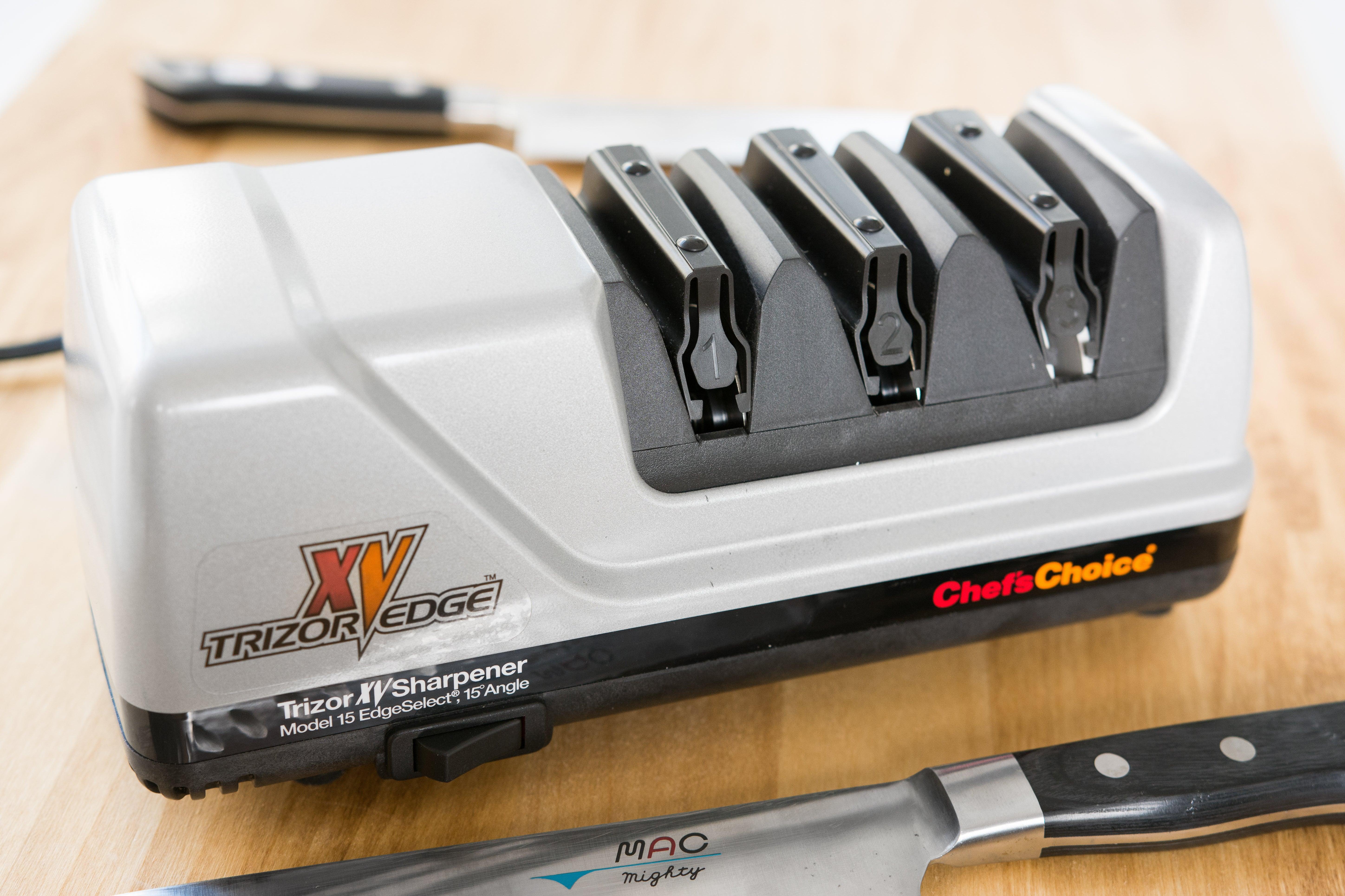 Chef'sChoice Trizor XV Sharpener
