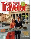 Condé Nast Traveler, December 2007