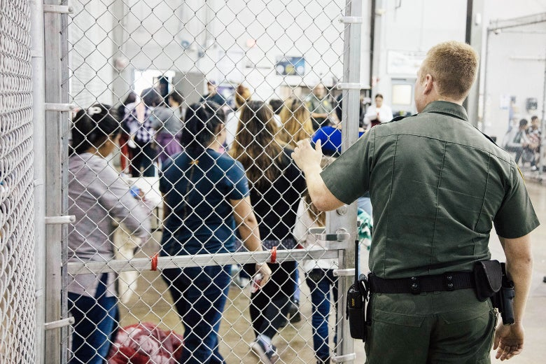 Trump's child-separation policy has grievously harmed