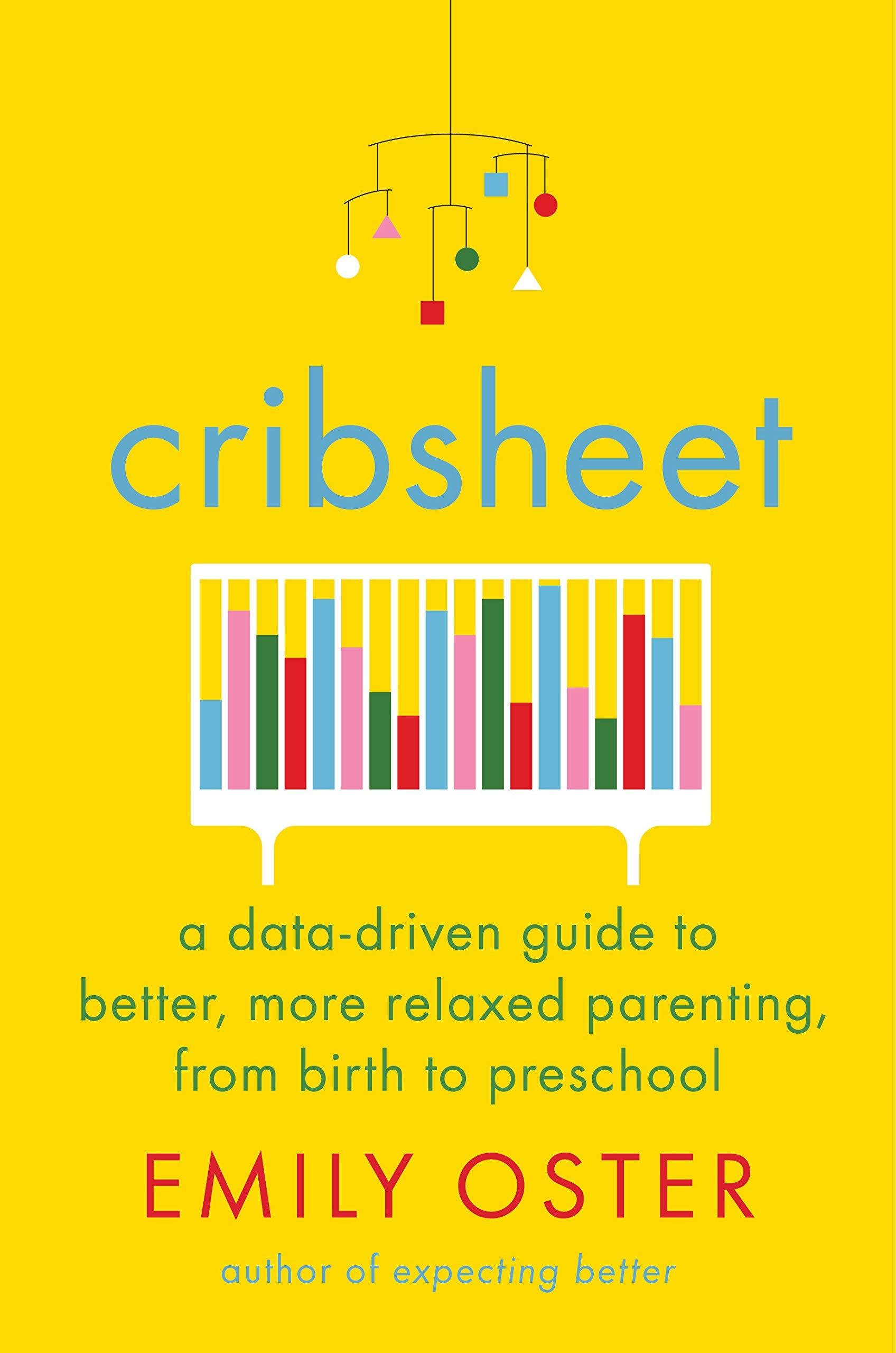 Cribsheet book cover.