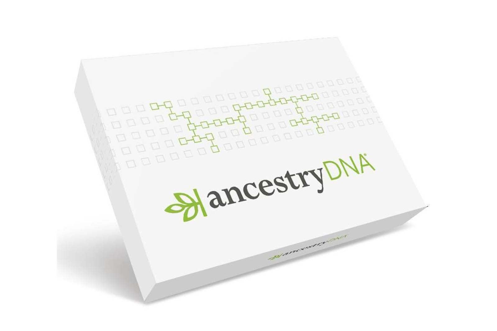 AncestryDNA Test Kit.