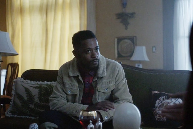 Lakeith Stanfield in season two of Atlanta.