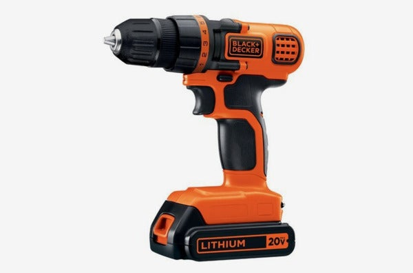 BLACK+DECKER LDX120C 20V MAX Lithium Ion Drill / Driver.